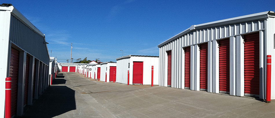Storage units in Lansing KS